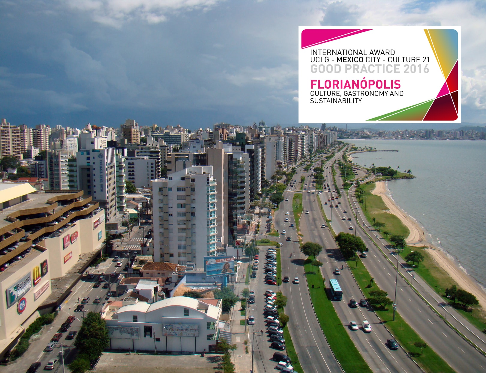 Culture, gastronomy and sustainability in Floriánopolis
