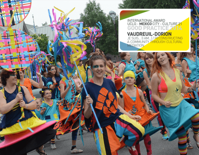 Vaudreuil-Dorion: JE SUIS… / Reconstructing a community through cultural mediation