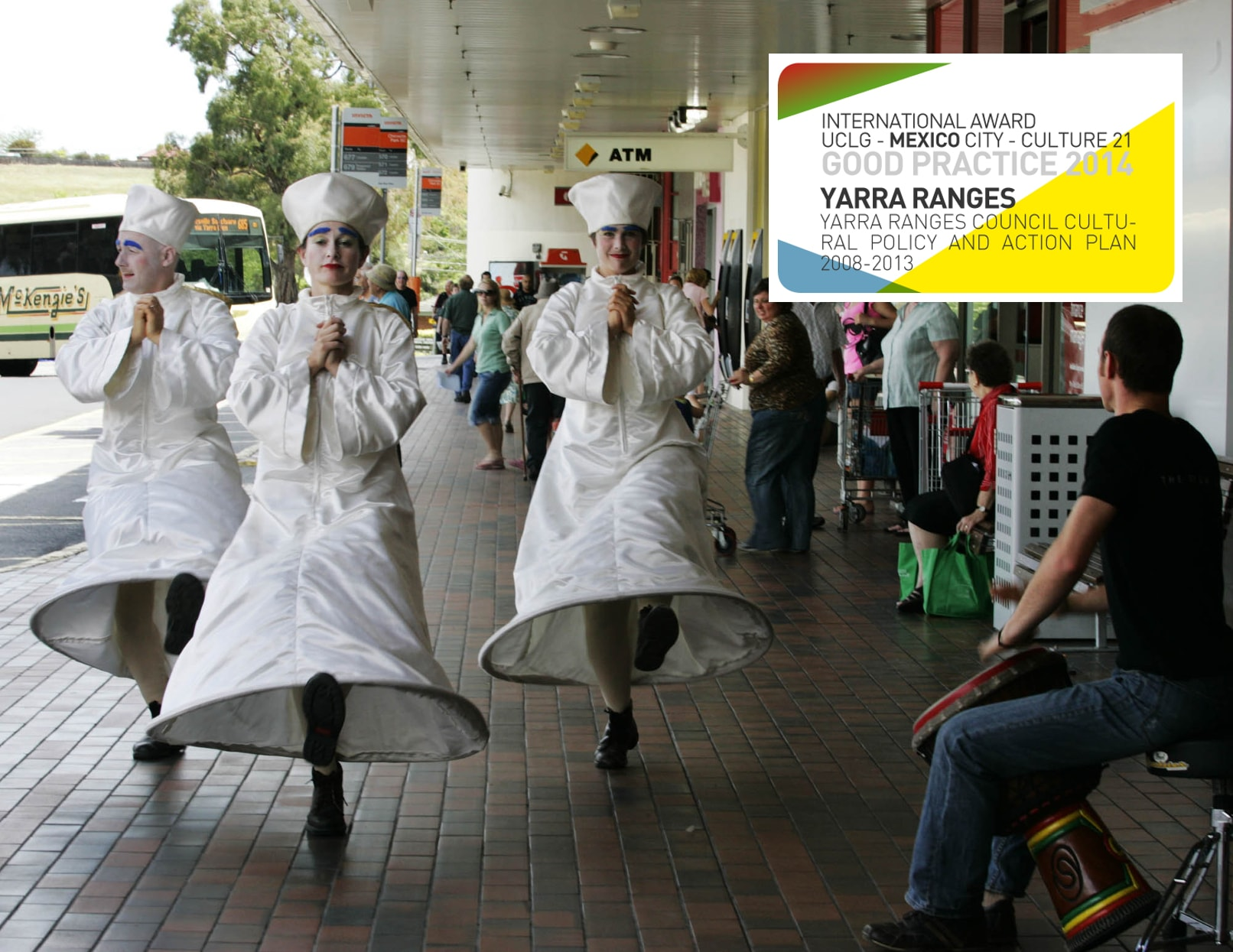 Yarra Ranges council cultural policy and action plan 2008-2013