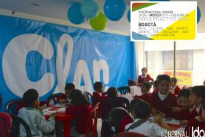 Arts, culture and sports: educational and social transformation factors, Bogotá