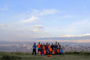 Bogotá: Inhabiting community culture
