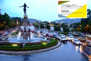 Democratic governance in Caguas; Soul of Nation