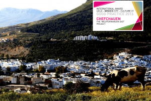 "The ""Mediterranean Diet"" project in Chefchauen"