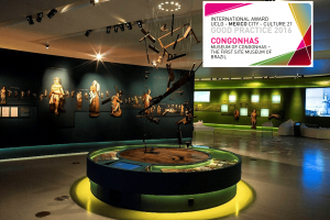 The museum of Congonhas – the first site museum of Brazil