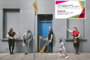 Dublin city council Art plan 2014/2016