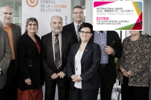 The Estrie art and culture general assembly