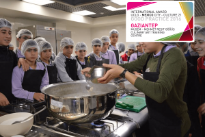 Musem – Culinary art training centre of Gaziantep