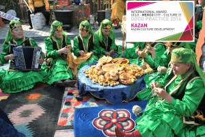 2015-2017 Kazan culture development
