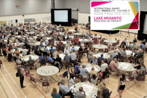 Reconstruir Lago Megantic