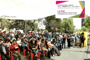 Sunday cultures fair – the marvellous city of La Paz