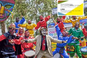 Lima: Living community culture municipal programme