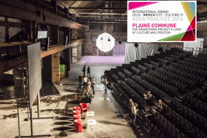 Plaine Commune, the Grand Paris project's land of culture and creation: culture, driving force behind the city collaborative development