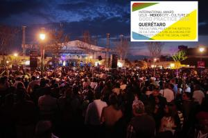 Culture as a means for the reconstruction of the social fabric, Querétaro